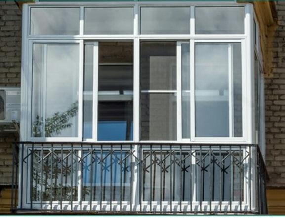 Холодное остекление балконов и лоджий в санкт-петербурге нед.